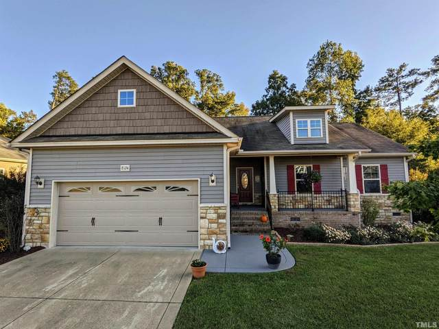 8124 Crookneck Drive, Angier, NC 27501 (#2412787) :: The Tammy Register Team