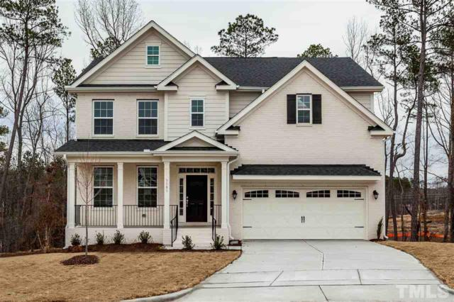 3101 Cross Bridge Court Lot 190, Apex, NC 27502 (#2131276) :: Raleigh Cary Realty