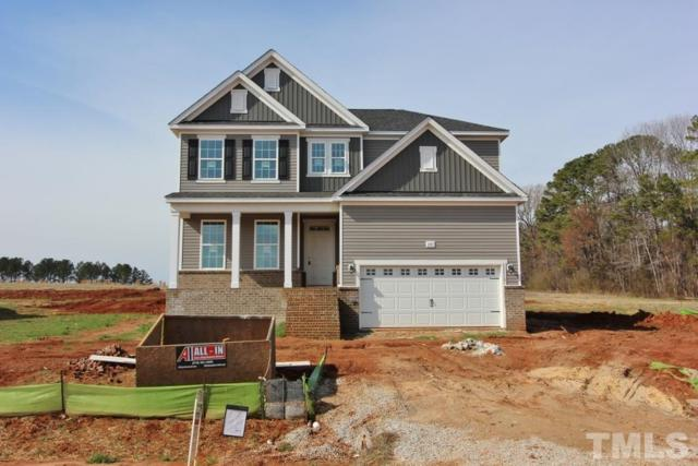 105 Falls Creek Drive, Youngsville, NC 27596 (#2146566) :: The Jim Allen Group