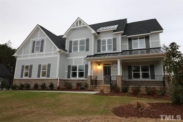 8345 Southmoor Hill Trail Barrett T Plan , Wake Forest, NC 27587 (#2147978) :: Rachel Kendall Team, LLC