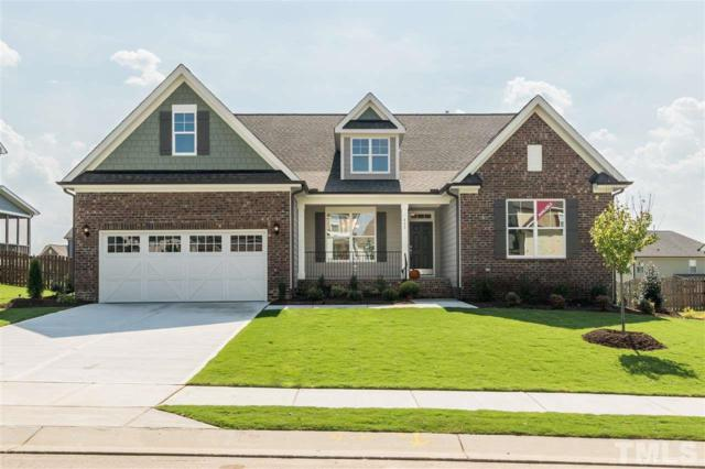 437 Granite Saddle Drive, Rolesville, NC 27571 (#2148026) :: The Jim Allen Group