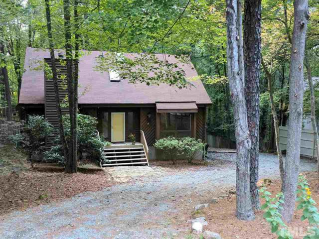 866 Shady Lawn Road, Chapel Hill, NC 27514 (#2151241) :: The Jim Allen Group