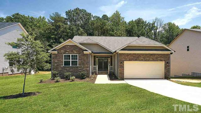 304 Roaring Creek Drive, Garner, NC 27529 (#2153074) :: The Jim Allen Group