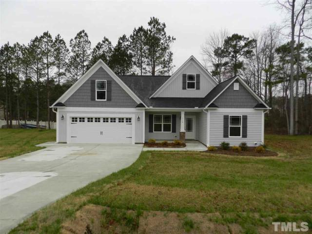 116 Gray Squirrel Drive, Angier, NC 27501 (#2153345) :: The Jim Allen Group