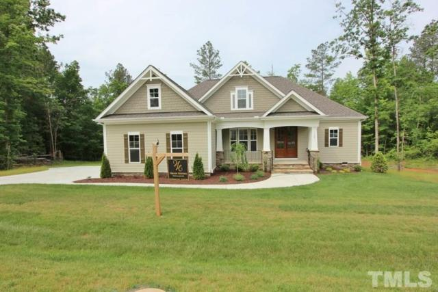 125 Anna Marie Way, Youngsville, NC 27596 (#2157337) :: The Abshure Realty Group