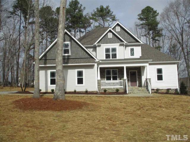 3455 Lilac Lane, Wake Forest, NC 27587 (#2157760) :: Rachel Kendall Team, LLC