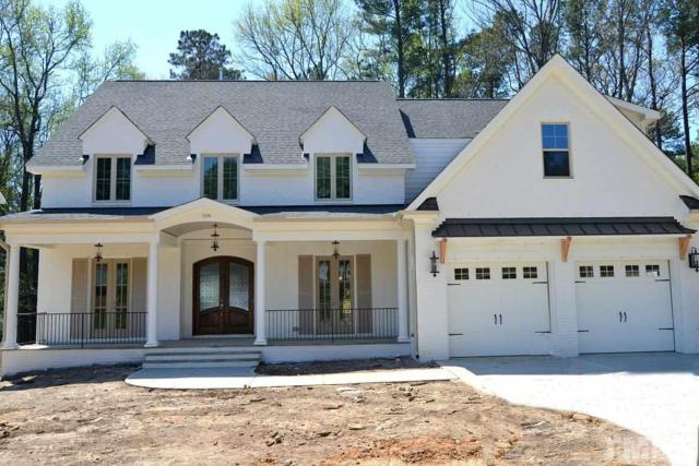 116 Crestview Road, Raleigh, NC 27609 (#2158481) :: Rachel Kendall Team, LLC