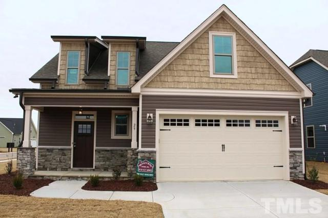 29 Jessemine Cove, Youngsville, NC 27596 (#2160477) :: The Jim Allen Group