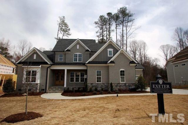 231 Bishop Falls Road, Wake Forest, NC 27587 (#2160768) :: Raleigh Cary Realty