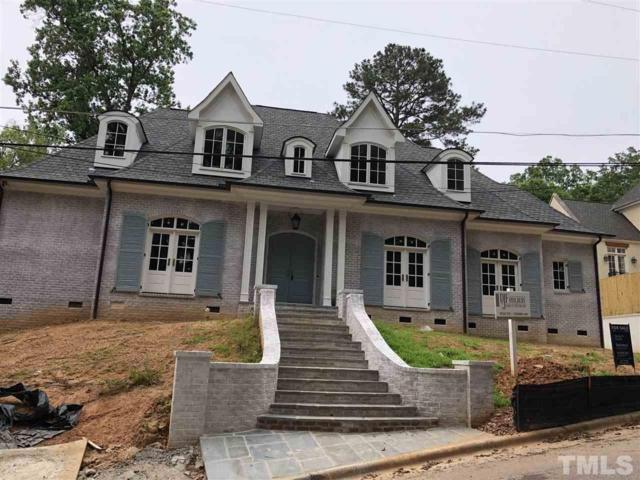 2402 Lake Drive, Raleigh, NC 27609 (#2162337) :: The Perry Group