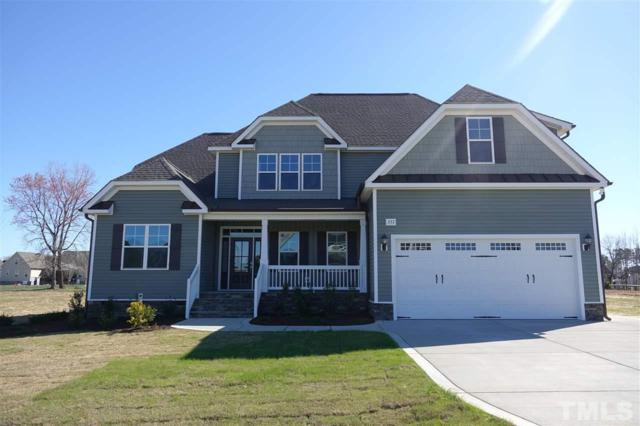 337 Farmall Drive, Smithfield, NC 27577 (#2162866) :: The Abshure Realty Group