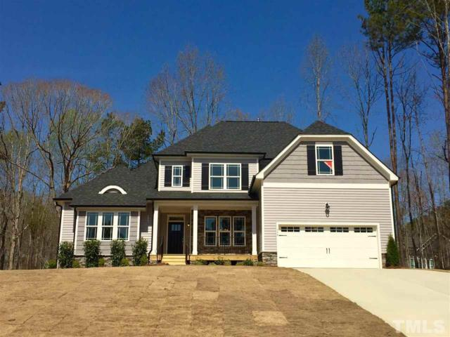 390 Glamorgan Drive #18, Clayton, NC 27527 (#2164824) :: The Abshure Realty Group