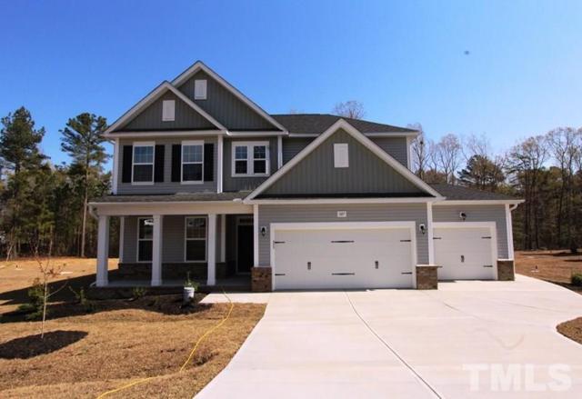 307 Willirene Way, Clayton, NC 27520 (#2165048) :: Rachel Kendall Team, LLC