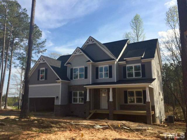285 Glamorgan Drive #14, Clayton, NC 27527 (#2165222) :: The Abshure Realty Group