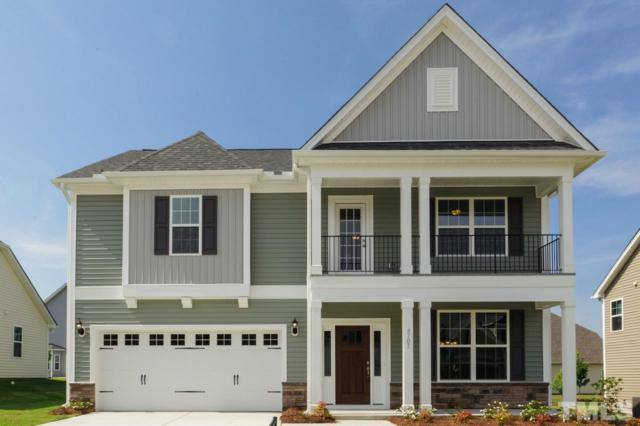 4707 Broad Falls Lane Lot 129, Knightdale, NC 27545 (#2165437) :: Raleigh Cary Realty