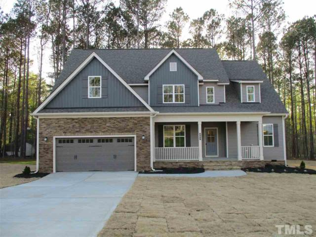 203 Laurel Oaks Drive, Youngsville, NC 27596 (#2165503) :: The Abshure Realty Group