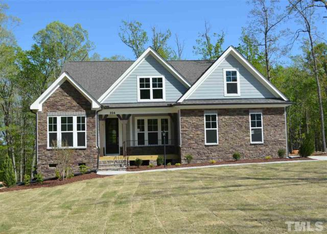 224 Beech Slope Court, Chapel Hill, NC 27517 (#2166877) :: The Abshure Realty Group