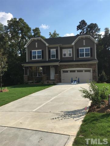 616 Baucom Creek Court Lot 74, Cary, NC 27519 (#2166925) :: Rachel Kendall Team