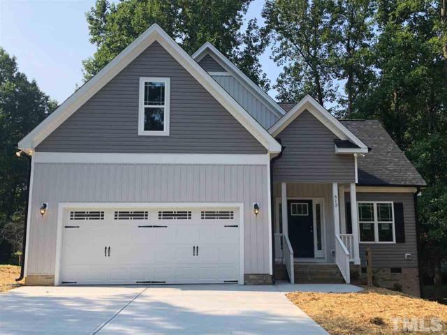 613 Stratford Drive, Zebulon, NC 27597 (#2167264) :: Better Homes & Gardens | Go Realty