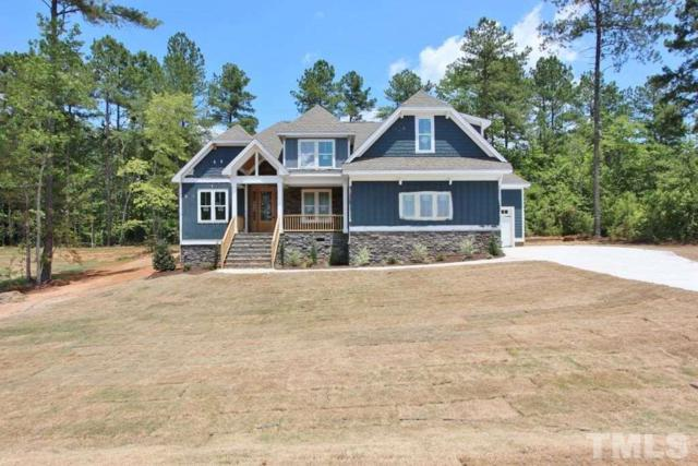 160 Lockamy Lane, Youngsville, NC 27596 (#2167337) :: Rachel Kendall Team