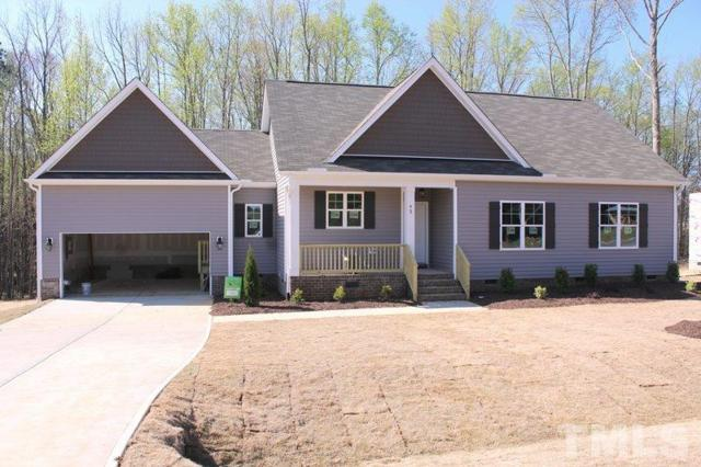 92 Soaring Eagle Trail, Zebulon, NC 27597 (#2170119) :: Rachel Kendall Team, LLC
