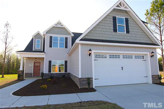231 Planters Ridge Drive, Pikeville, NC 27863 (#2171416) :: The Abshure Realty Group