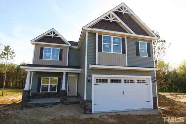 215 Planters Ridge Drive, Pikeville, NC 27863 (#2171857) :: The Abshure Realty Group