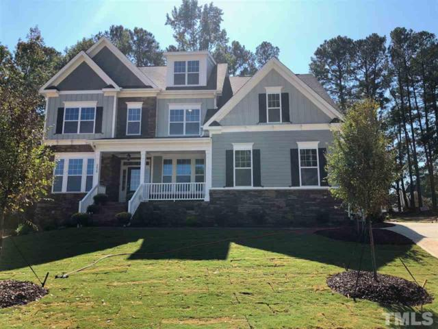 3429 South Pointe Drive, Apex, NC 27539 (#2173746) :: The Perry Group
