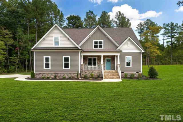 180 Lockamy Lane, Youngsville, NC 27596 (#2174684) :: The Abshure Realty Group