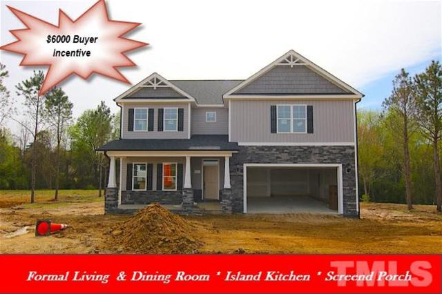 217 Planters Ridge Drive, Pikeville, NC 27863 (#2174803) :: The Abshure Realty Group