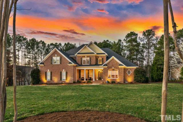 4304 Kelly Oak Court, Fuquay Varina, NC 27526 (#2175121) :: Rachel Kendall Team, LLC