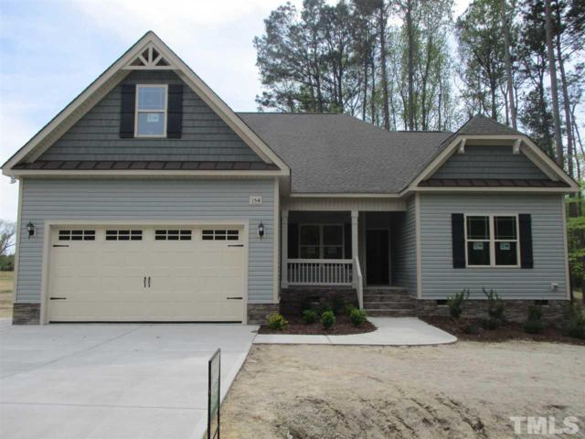 154 Farmall Drive, Smithfield, NC 27577 (#2175334) :: The Jim Allen Group