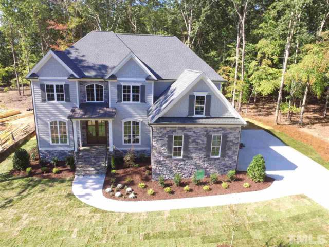 2033 Pleasant Forest Way, Wake Forest, NC 27587 (#2179187) :: The Perry Group