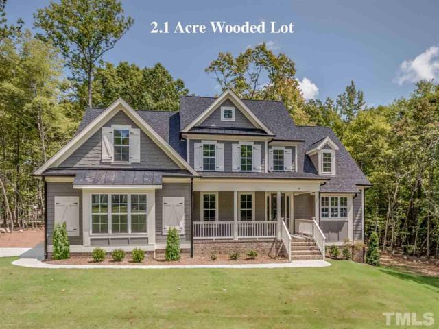 48 Arbor Lane, Pittsboro, NC 27312 (#2180933) :: Spotlight Realty