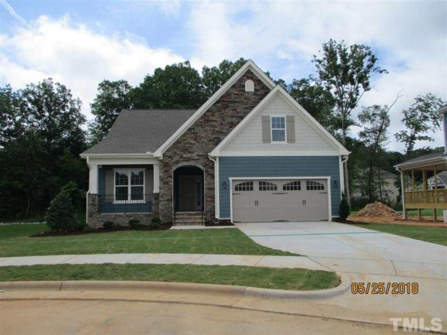 105 Lea Cove Court Site 9, Holly Springs, NC 27540 (#2181455) :: The Jim Allen Group