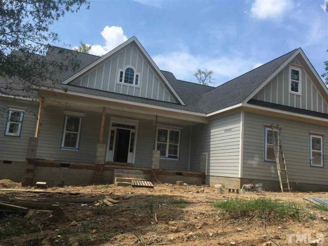 Lot 57 Cedar Grove Road, Pittsboro, NC 27312 (#2182257) :: The Perry Group