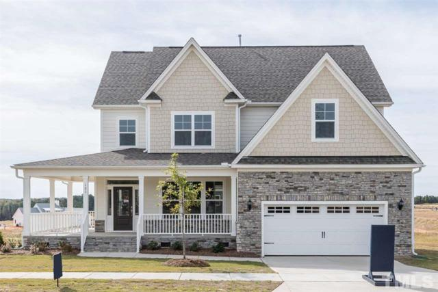 121 Glenkirk Place, Garner, NC 25729 (#2183631) :: The Perry Group