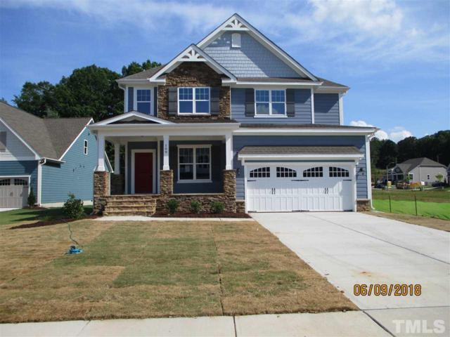 109 Lea Cove Court Site 8, Holly Springs, NC 27540 (#2183722) :: The Jim Allen Group