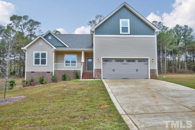 36 Trailblazer Lane Lot 21, Garner, NC 27529 (#2184795) :: Rachel Kendall Team