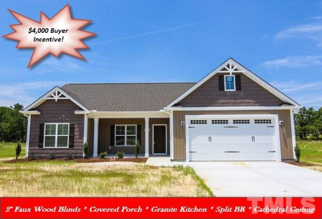 105 Rolling Knoll Court, Dudley, NC 28333 (#2185903) :: Raleigh Cary Realty
