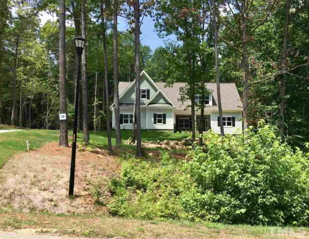 213 Brookhaven Way Lot 38, Pittsboro, NC 27312 (#2186227) :: The Abshure Realty Group