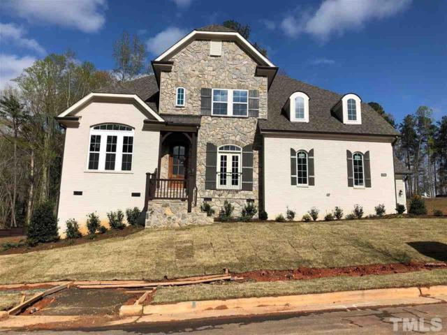 5704 Norcrest Street #4, Raleigh, NC 27612 (#2186513) :: The Perry Group