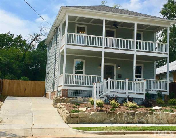 1004 Blount Street, Raleigh, NC 27601 (#2189512) :: Raleigh Cary Realty