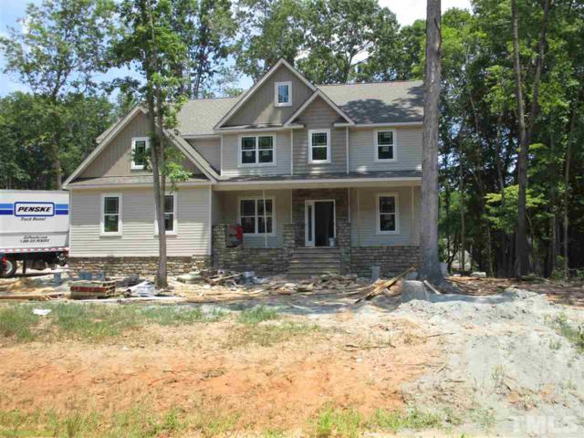 1004 Bluebell Lane, Wake Forest, NC 27587 (#2192610) :: The Perry Group