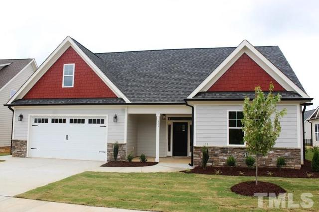 121 Plantation Drive, Youngsville, NC 27596 (#2192626) :: The Perry Group