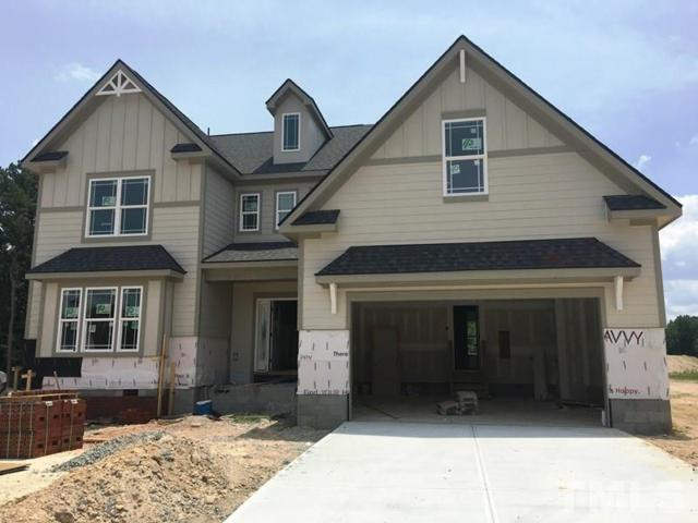 813 Copper Beech Lane, Wake Forest, NC 27587 (#2193057) :: The Perry Group