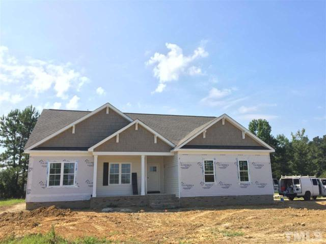 25 Tedpace Street, Princeton, NC 27569 (#2193198) :: Raleigh Cary Realty
