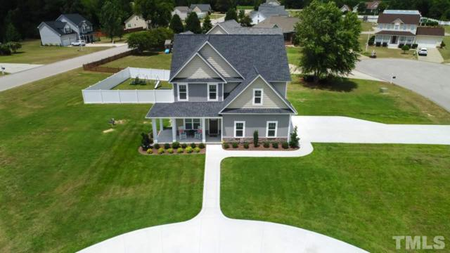 27 Muscadine Court, Lillington, NC 27546 (#2197363) :: Raleigh Cary Realty