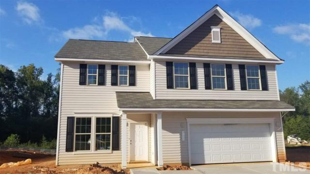 42 Heritage Birch Court #28, Clayton, NC 27527 (#2198790) :: The Abshure Realty Group