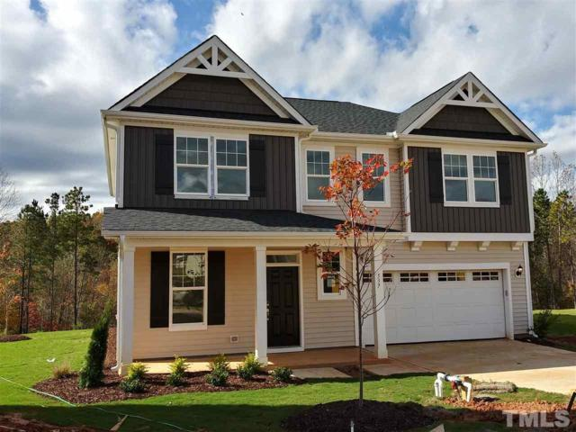 537 Holden Forest Drive The Chesapeake , Youngsville, NC 27596 (#2199101) :: The Perry Group